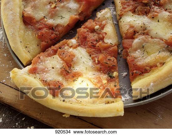 Pizza sencilla sin amasar (receta de la abuela)