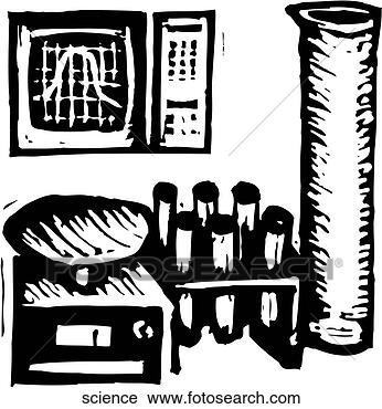 剪贴画 - 科学