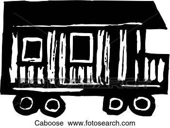 剪贴画 - 货车