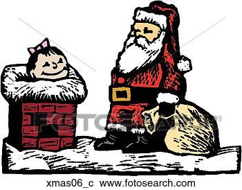 剪贴画 - 圣诞节, 06