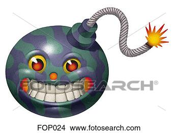 Akenaton Sekmet II Bomba-faccia_~FOP024