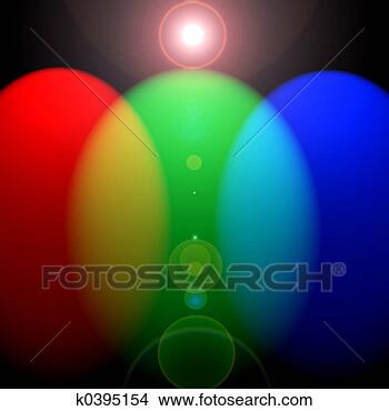 Stock Photo - rgb colors. fotosearch 