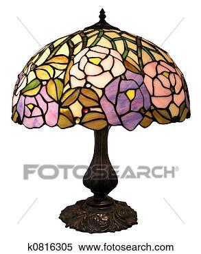 الأباجورة~ قطعة الديكور الساحرة antique-lamp_~k08163