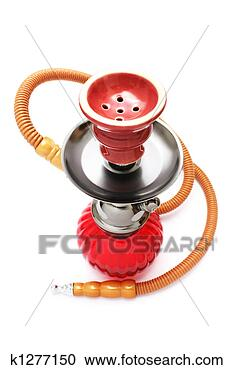 Stock Photography - hookah (shisha).  fotosearch - search  stock photos,  pictures, images,  and photo clipart