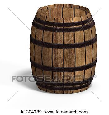 stock illustration h lzernes fa k1304789 suche. Black Bedroom Furniture Sets. Home Design Ideas