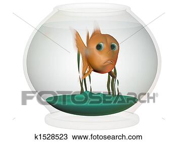 手绘图 - 金鱼