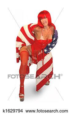 影像 美国人