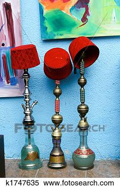 Stock Image - hookahs. fotosearch  - search stock  photos, pictures,  images, and photo  clipart