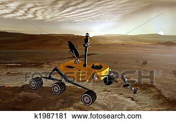 curiosity mars rover clip art - photo #23