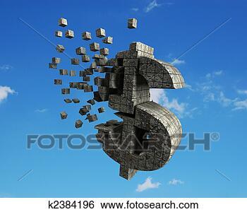 Banque d'Illustrations - dollar. fotosearch  - recherchez des  cliparts, des  illustrations,  des dessins et  des images vectorisées  au format eps