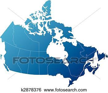 - 加拿大, 省