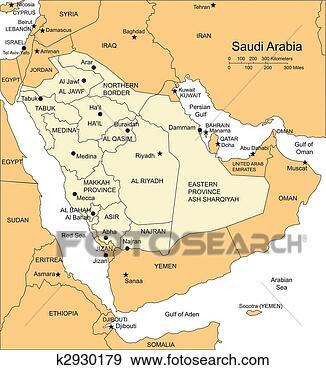 阿联酋国家地图