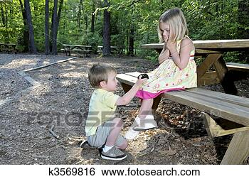Stock Photo - marriage proposal.  fotosearch - search  stock photos,  pictures, wall  murals, images,  and photo clipart