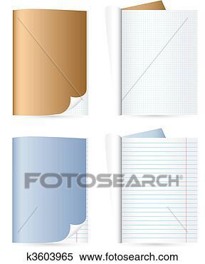 Arquivos de Ilustração - writing-book.  fotosearch - busca  de imagens de  vetor grã¡fico,  desenhos, clip  art, ilustraã§ãµes