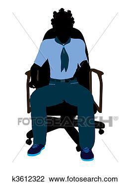 侦察, 坐椅子