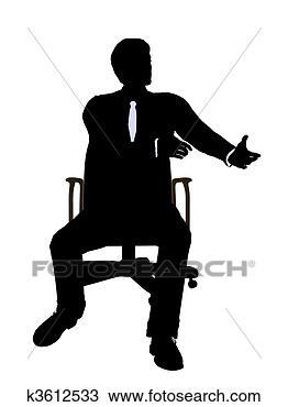 手绘图 - 男性, 穿, a图片
