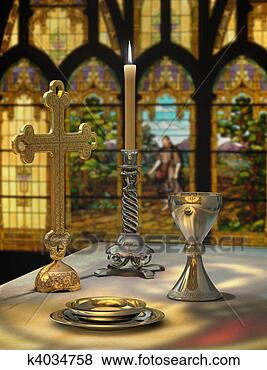Picture - Lord\'s Supper. Fotosearch - Search Stock Photos, Images, Print Photographs, and Photo Clip Art