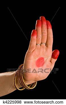 Banco de Imagem - pataka, indianas,  dança. fotosearch  - busca de fotos,  imagens e clipart