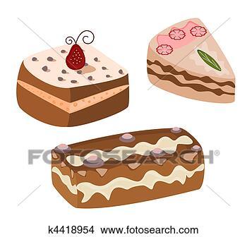 Banques de Photos - gâteaux. fotosearch - recherchez des photos, des images et des cliparts