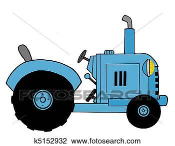 农场, 拖拉机