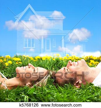 Banco de Imagem - amor, par. fotosearch  - busca de fotos,  imagens e clipart