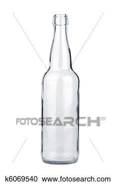banques de photographies vide transparent bouteille bi re k6069540 recherchez des photos. Black Bedroom Furniture Sets. Home Design Ideas