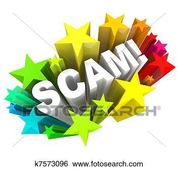 创意设计词汇诈骗-scam,3d,图片,在线,手工厨房绘制反面平面图图片