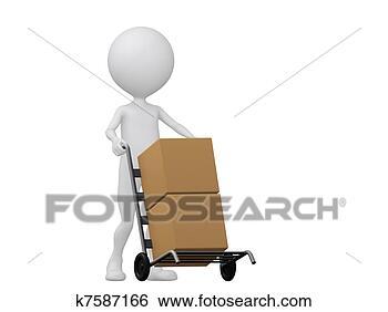 卡车, 货物