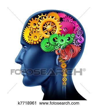 Arquivo de Fotografia - human, inteligência.  fotosearch - busca  de fotos, imagens  e clipart