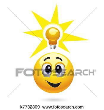 emoticon, recur, recurred, shinning, smiley, smilies, 享乐, 亮度, 人类, 光, 光辉, 创造性, 制图法, 卡通漫画, 发光, 发光闪烁, 发明, 发现, 团体, 图标, 天才, 头, 头脑, 夹子, 学校, 孩子, 幸福, 开心, 微笑, 徽章, 快乐, 性格, 想, 想像, 想法, 想象力, 感到, 感情, 描述, 明亮, 明智, 智力, 概念, 漂亮, 火花, 灯泡, 灵感, 球, 眨眼, 矢量, 符号, 签署, 聪明, 脑子, 脸, 行为,