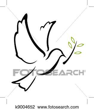 - 鸽, 和平,
