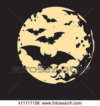 在中, a, 蝙蝠
