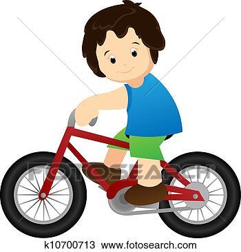 手绘图 - 摆脱一辆自行车