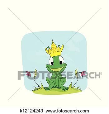 青蛙王子, 卡通
