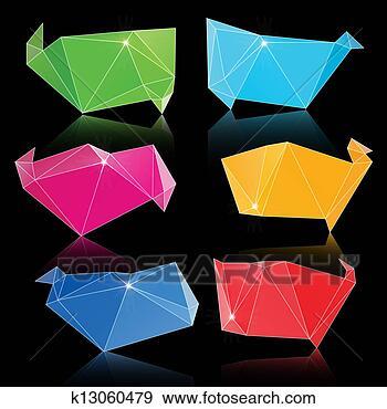 水晶, 三角形