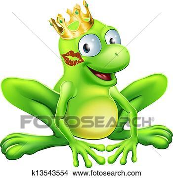 绘画/画画 - 青蛙王子