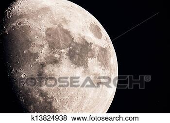 照片- 月亮
