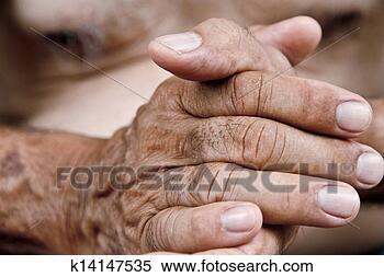 Banco de Imagem - fim, cima, antigas, mão. Fotosearch - Busca de Fotografias, Imagens e Fotos Cliparte