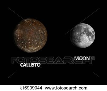 黑色背景月亮素材