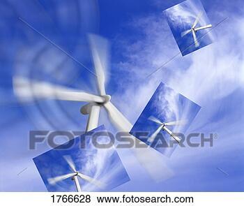 Image of Wind Generator Head