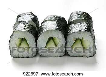 CUCUMBER! - Page 3 Maki-sushi-cucumber_~922697