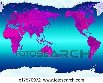 地理, 地图