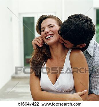 kissing woman duplicate