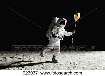 Astronaut Balloon - Pics about space