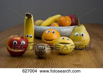 smiley fruit