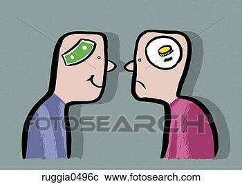 تقسيم السوق market segmentation Rich-poor_~ruggia0496c