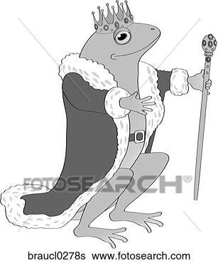 - 青蛙, 王子