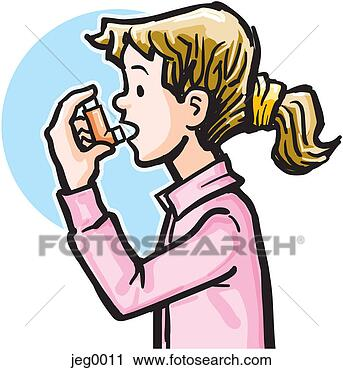 Asthma Illustrations and Clipart. 1,236 Asthma royalty ...