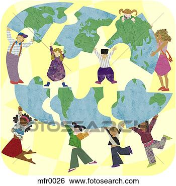 piercing together the puzzle of multicultural education Multicultural education: piecing together the puzzle when a child opens his (or her) first puzzle and the pieces fall to the ground, it may seem very confusing.