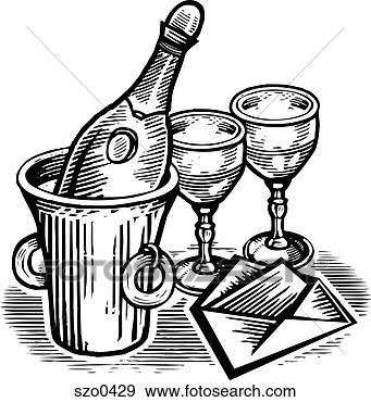 Anniversaire d'EAT Bouteille-champagne-lunettes_~szo0429